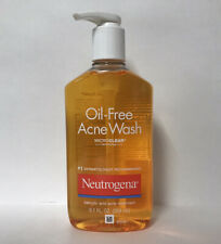 Neutrogena Oil Free Acne Wash W/ Microclear Technology-9.1oz.