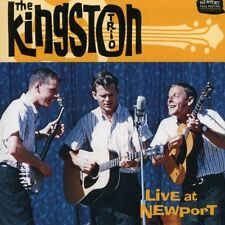 The Kingston Trio - Live at Newport [New CD]