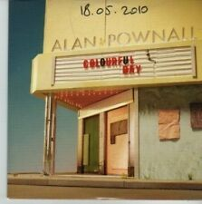 (CV866) Alan Pownall, Colourful Day - 2010 DJ CD