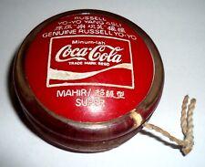 coke YOYO bigred - genuine collectable coca cola yoyo 1970