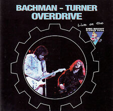 Bachman-Turner Overdrive: Live on the King Biscuit Flower Hour/CD (kbfhcd 013)