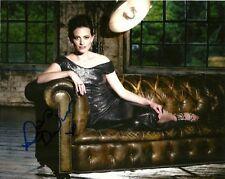 Sexy Lara Pulver Autographed Signed 8x10 Photo COA
