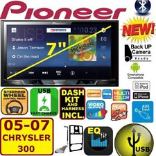 05 06 07 CHRYSLER 300 PIONEER BLUETOOTH TOUCHSCREEN USB AUX BT CAR Radio Stereo