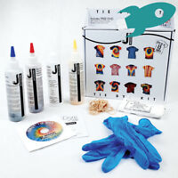 Jacquard Ultimate Tie Dye Kit with DVD. Dyes up to 15 T Shirts - Great gift