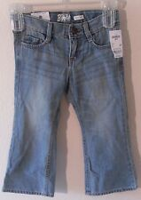 NWT OshKosh B'Gosh Girls Boot Cut Jeans 4P Medium Wash MSRP$34