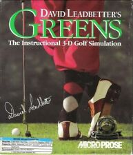 MICROPROSE GOLF DAVID LEADBETTER'S GREENS +1Clk Windows 10 8 7 Vista XP Install