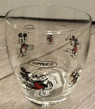 VERRE BAS / Low Glass MICKEY / MK BD Disneyland Paris