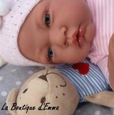 CLEMENCE POUPEE BEBE REALISTE ARTICULEE d'ANTONIO JUAN collection reborn jouet