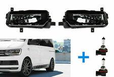 Tagfahrlicht Black Cree Chip Fiat Sedici LSW4 LED Nebelscheinwerfer