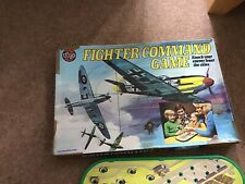 Vintage Airfix Fighter Command Board Game