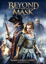 Beyond the Mask DVD, Widescreen 2015 NEW Sealed