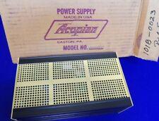 ACOPIAN VB24G350 REGULATED POWER SUPPLY, NIB