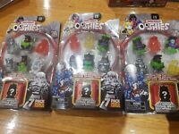 🚗 SALE 4x Transformers Ooshies Series 1 7-Pack Pencil Topper all different pack