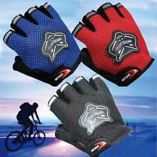 Half Finger Sports Gloves Strength Training Weight Lifting Body Building Exercis