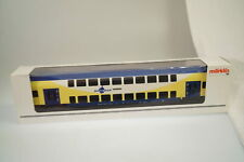 H0 Märklin 43472 Double Decker Coach Metronom 2.Kl Top / Boxed