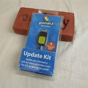 Geomate Jr GPS Update Kit Geocaching Accessory Standard New in Package