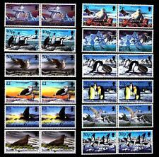 BRITISH ANTARCTIC - ANTARTICO BRITANNICO - 1998 - Uccelli dell'Antartide - (D)