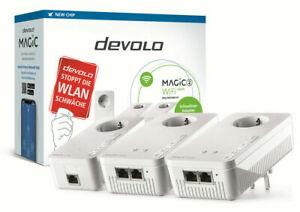 Devolo Magic 2 WiFi next Multiroom Kit Powerline 2400 Mbit/s WLAN Access Point