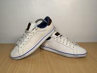 Adidas Sabalo Men's White Trainers Size UK 9