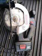 "Craftsman Circular 5.5"" TRIM SAW 19.2 VOLT 315.114261 Cordless (NO Battery)"