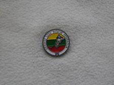 2018 PyeongChang - Lithuania Ice Hockey Federation pin
