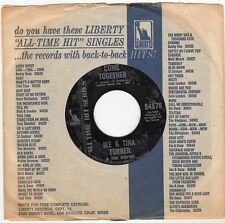 Ike & Tina Turner-Come Together (Mint- reissue)