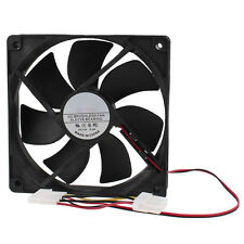 PC brushless DC ventola di raffreddamento 4 pin del connettore 7 Lame Y5L5