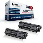 2x Impresora Cartuchos de tinta para HP 85a Repuesto XXL - Office Plus Serie