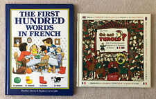 Lot of 2: In French & English: Children's Books, 2012