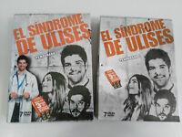 EL SINDROME DE ULISES TEMPORADA 1 COMPLETA - 7 X DVD ESPAÑOL EDICION ESPECIAL