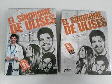 IL SINDROME DI ULISSE STAGIONE 1 COMPLETA - 7 X DVD SPAGNOLO EDIZIONE SPECIALE