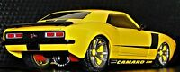 Camaro 1969 Z28 RS Chevy Chevrolet Built Vintage Car 1 18 Model Carousel Yelo 24
