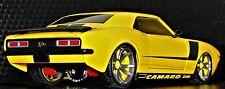 Camaro 1969 Z28 RS Chevy Chevrolet Sport Race Car Vintage 1 18 Carousel Yelow 24