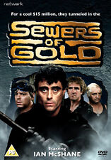 DVD:SEWERS OF GOLD - NEW Region 2 UK