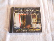 "George Hawkins JR ""Every Dog has its Day"" Rare AOR cd 1996 Edge of Fuke Music"