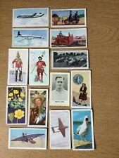 Pandorra 's Box, Assortment of 18, 1950-60's Trade Cards