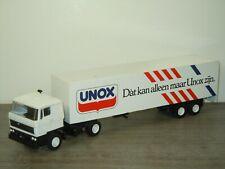 Daf 3300 with Trailer UNOX - Lion Car Holland 1:50 *41779