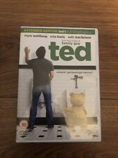 Ted: Extended Version DVD  Ex Film With Booklet