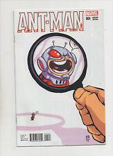 Ant-Man #1 - Skottie Young Baby Variant - (Grade 9.2) 2015