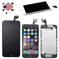 LCD Display Touch Digitizer For iPhone 6S 6 Screen Replacement With home button
