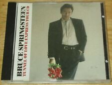 Tunnel Of Love Express Tour Promo CD by Bruce Springsteen Columbia 1988 5 songs