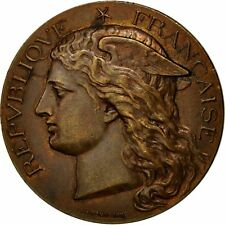 [#554436] France, Medal, Concours d'Agriculture, Chartres, 1896, Ponscarme