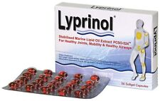 Lyprinol New Zealand Green Lipped Mussel Extract - 50 capsules Joint Support