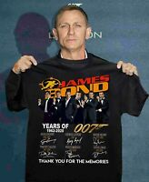 JAMES BOND - 007 - FILM SHIRT