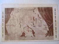 Zirkus, Cebeto Comp., Akrobaten, ca. 1920 (36863)