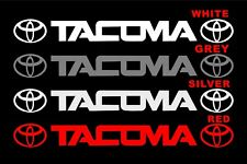 Toyota Tacoma Windshield Decal Off Road Racing 4x4 Window Vinyl Sticker