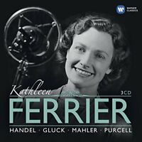 Kathleen Ferrier - Kathleen Ferrier - The Complete EMI Recordings [CD]