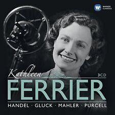 Kathleen Ferrier - Kathleen Ferrier - The Complete EMI Recordings [CD]