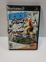 SSX On Tour (PlayStation 2, PS2 2005) With Manual TESTED