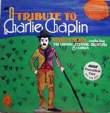 STANLEY BLACK tribute to charlie chaplin LP Mint- SP 44184 Vinyl 1972 Record